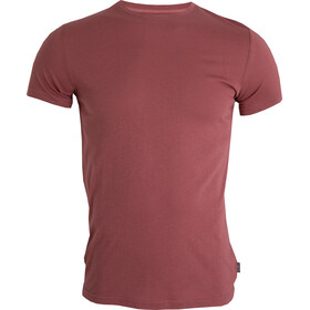 Tufte Wear Summer Blend T-shirt Herrer, roan rouge